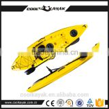 One person kayak fishing boat for sale
