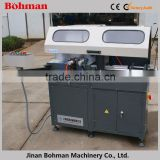 Aluminum window making machine for corner joint