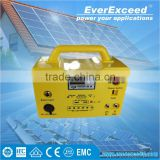 EverExceed 18v battery backup online ups Solar Home System for home and outside