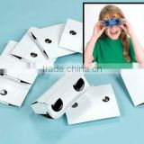Foldable Paper binocular, telescope, advertising gift,promotion gift,premium, souvenir