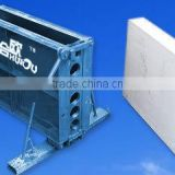 Steel building gypsum block mould made in China/Block mold machinery