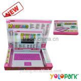 children bilingual learning& machine toy,&language learning &toy