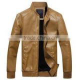Hot Sale Black Leather Racing Motorbike Jacket For Men,home menswear mens jackets, coats leather , wool bomber jacket