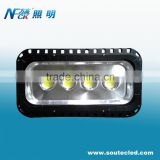 CE RoHS certificated IP65 240W high power led outdoor flood light for tunnel lighting street light