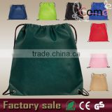 Promotional cheap nonwoven drawstring bag/Small non woven drawstring bag(ITEM NO:D150063)