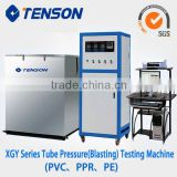 Tubular Materias Pipe Pressure Testing Machine+gas pipes water pipes machine+plastic pipes testing machine
