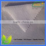 100%microfiber Waterproof White Terry Cloth fabric