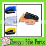 motorcycle and bike disc alarm lock
