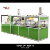 Self Designed PVC Wood Plastic Wide Door Sheet Production Line Wooden-plastic Product Extrusion Machine