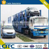 CITC For transport small car carrier semi truck trailer for sale in Philippines