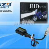 High quality motorcycle hid xenon kit H6 H4 HI/LOW bi-xenon 6000k 8000k 10000k 12000k