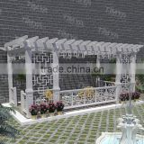 aluminum pergola garden japanese floor furniture pergola tent outdoor party tent with floor
