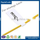Accept order wholesale price paper promotion good adhesive wire label