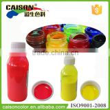 8002 Chinese factory supply fluorescent paint pasty pigments                                                                         Quality Choice