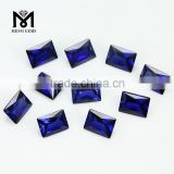 Wholesale Baguette Cut Synthetic Corundum