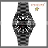 FS FLOWER - 20 ATM Custom Brands Sapphire Watch Glass Luxury Men Automatic Mechanical Watch