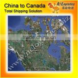 Full container load shipping to TORONTO,Canada door delivery