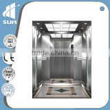 Speed 1.75m/s gearless traction machine passenger elevator