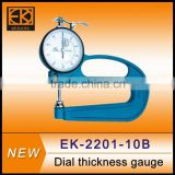 standard coating thickness gauge