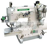 direct drive high speed small cylinder bed interlock sewing machine(with auoto-trimmer) JY600-01DA