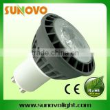 heat conductive plastic 3x1W GU10 LED spot lights