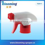 Unique and perfect design plastic hand water spray gun,household products cleaning sprayer