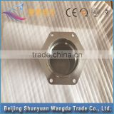 OEM and ODM cnc machining Custom titanium compex precision machined parts
