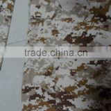 hot sale 60% cotton 40% polyester ripstop desert digital camouflage outdoor hunting jacket