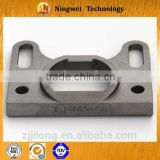 Precision casting parts for rail transit /locomotive fittings