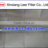 Pleated Sintered Metal Filter Element