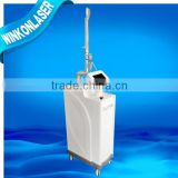 Fractional Co2 Laser Acne Scar Removal / Laser Wart Vaginal Rejuvenation 1ms-5000ms Removal Machine / Co2 Laser For Vaginal Tightening Mole Removal Wart Removal