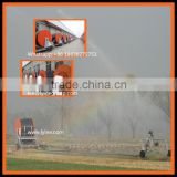 Electric center pivot irrigation system/lateral move linear agricultural sprinkler irrigation