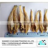 Headless dried salted cod fish