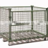 wire gabion(folding wire mesh container)