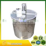 durable 6 frames electricl honey extractor without stand ;durable full enclosed honey extractor ;