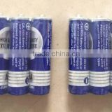 AA 1.5v R06 size carbon battery YU RHINE/QUITE DRUABLE