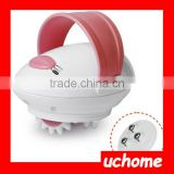 UCHOME New 3D Mini Rotating Anti-Cellulite Full Body Slimming Massager, Roller System Vibrating Body Slimming Massager