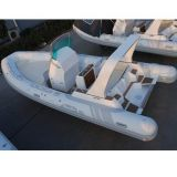 Rigid Inflatable Fishing Boats for Sale RIB680 PVC or Hypalon