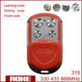 Wireless remote control for garage door/curtain/window