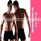 Summer Vintage Spandex Sexy Plus Size Men's Swimsuit