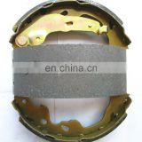 Rear Suzuki Swift brake shoes of auto spare parts