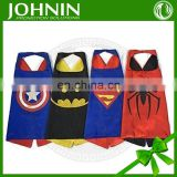 hot sale promotional cheap satin capes