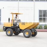 13 Years Manufacturer Concrete transport FCY50 5ton diesel site dumper