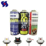 refillable empty aerosol spray can for car paint with promotion price