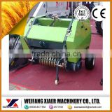 China factory High efficiency best selling for farm tractor mini hay baler walking tractor