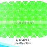 hot sale simple green bath mat 8111