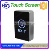 DC 12V touch screen push button switch