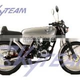 SKYTEAM EEC ACE 50CC CAFE RACER MOTORCYCLE (DREAM REPLICA)                                                                         Quality Choice