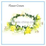 Elegant bridal wedding artificial flower garland, indian flower garland, decorative artificial flower garland