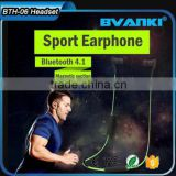 Shenzhen factory outlet price new BT-H06 Sport Stereo Headphone Earphone Wireless Bluetooth Headset bulk buy from china